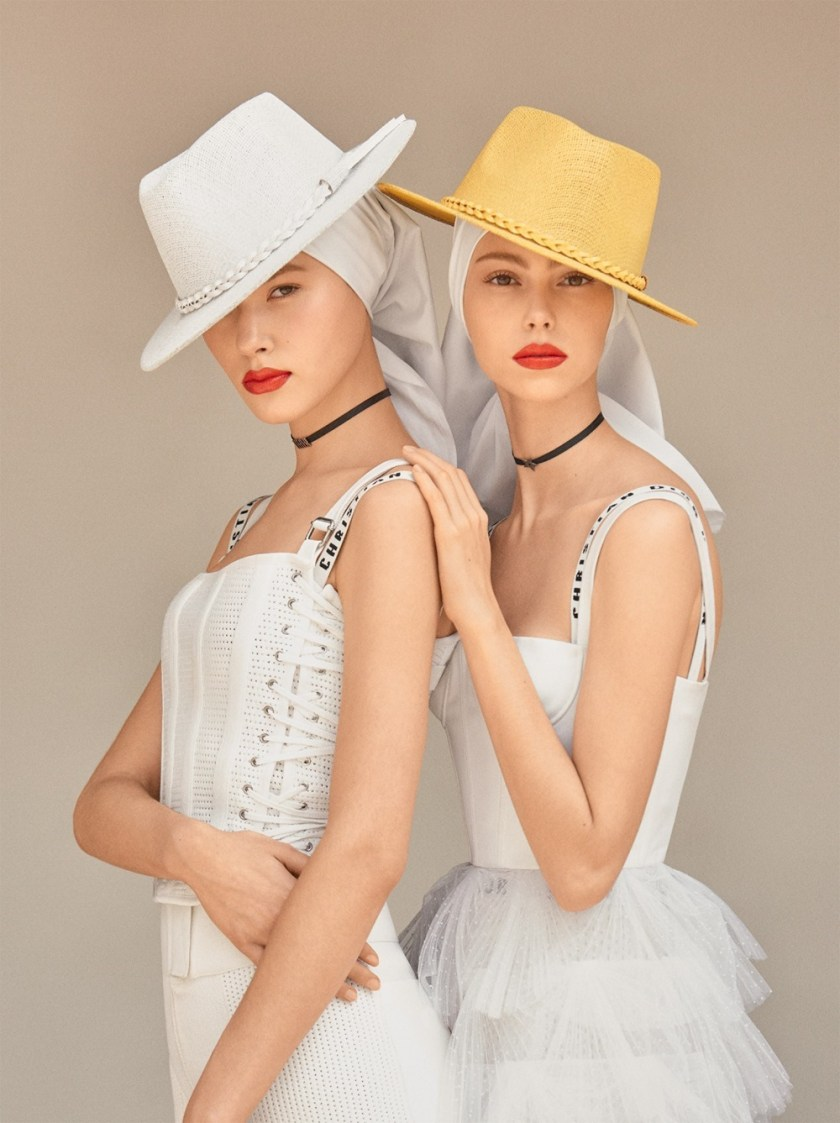 VOGUE BRASIL Lorena Maraschi & Angelica Erthal by Zee Nunes. Daniel Ueda, March 2017, www.imageamplified.com, Image Amplified2