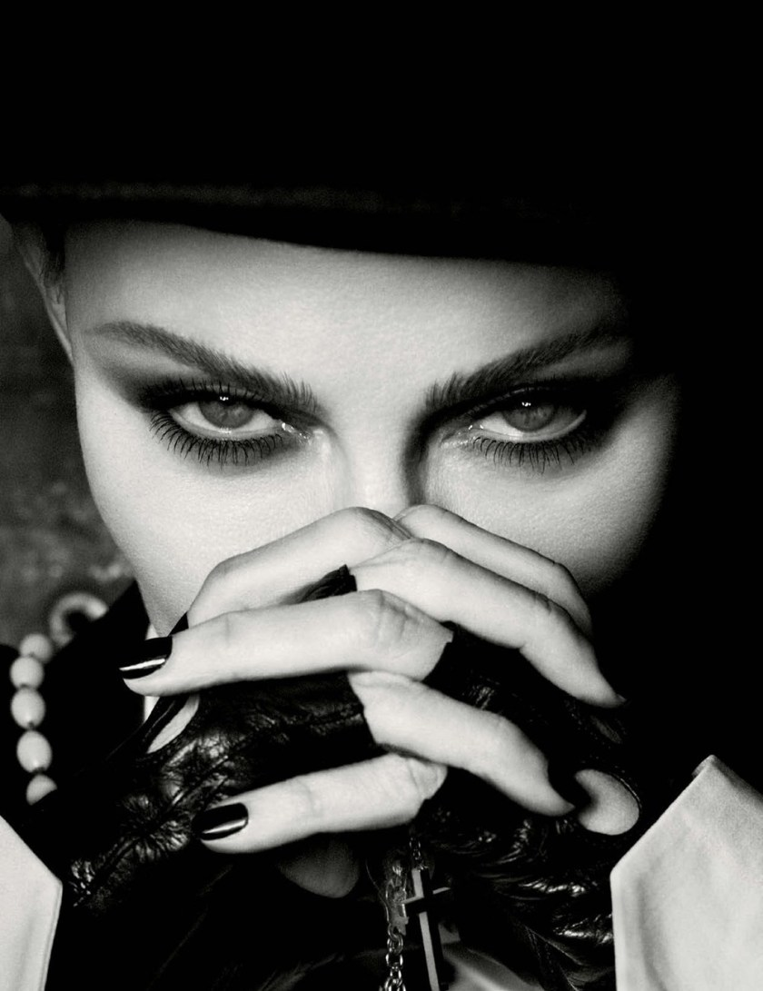 VOGUE GERMANY Madonna by Luigi & Iango. Arianne Phillips, April 2017, www.imageamplified.com, image Amplified13
