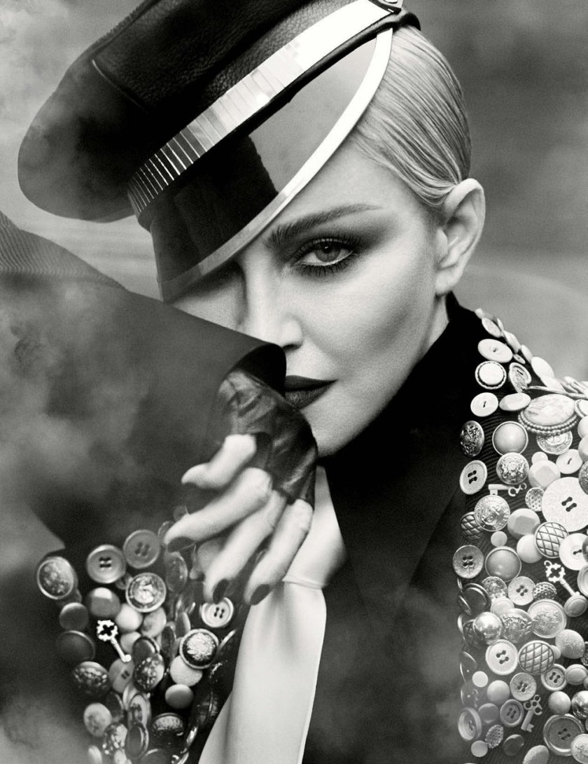 VOGUE GERMANY Madonna by Luigi & Iango. Arianne Phillips, April 2017, www.imageamplified.com, image Amplified15