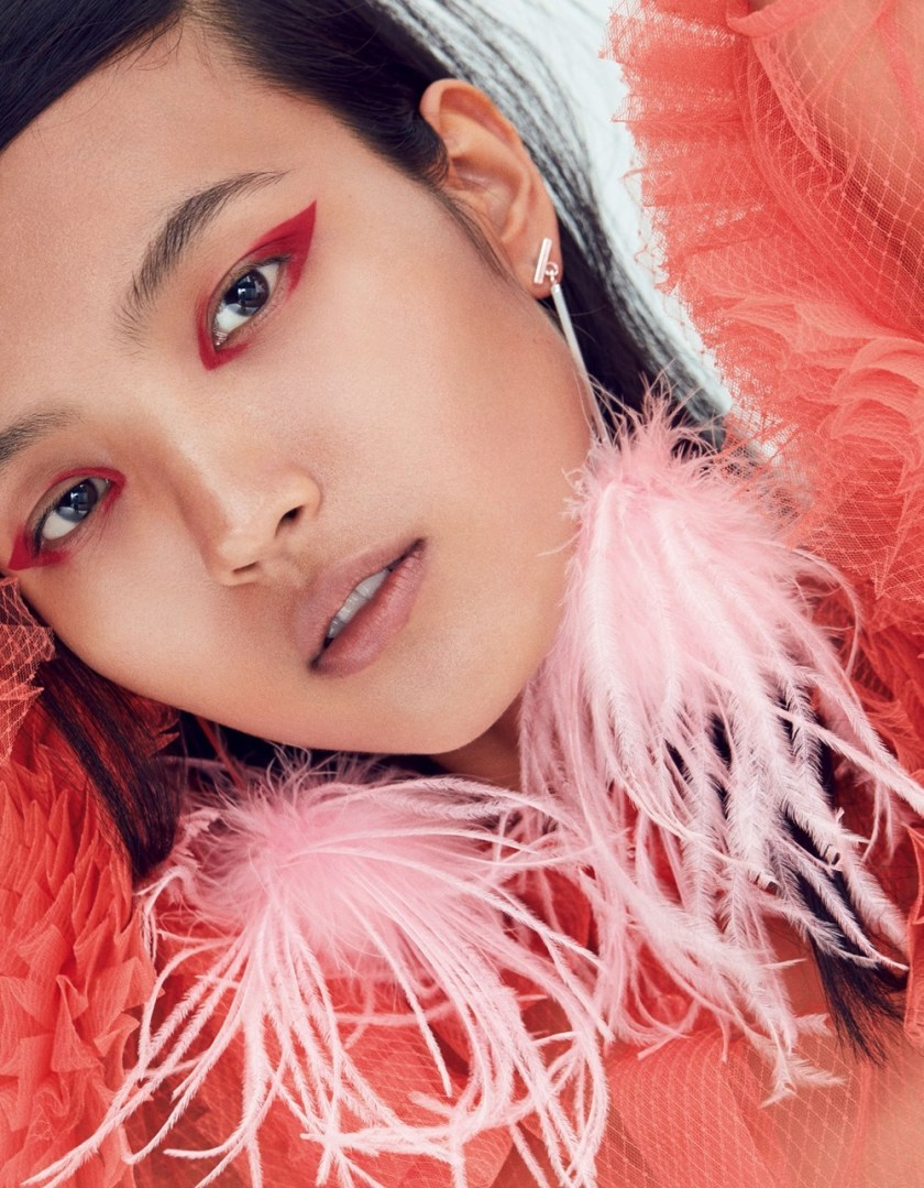 VOGUE JAPAN A Flawless Philosophy by Nicolas Kentor. Vittoria Cerviello, April 2017, www.imageamplified.com, Image Amplified5