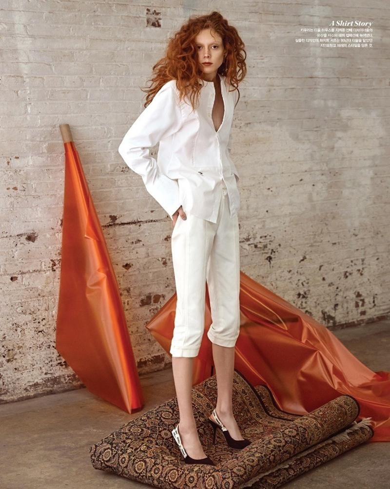 VOGUE KOREA Natalie Westling by Hyea W. Kang. Kihoh Sohn, March 2017, www.imageamplified.com, Image Amplified3