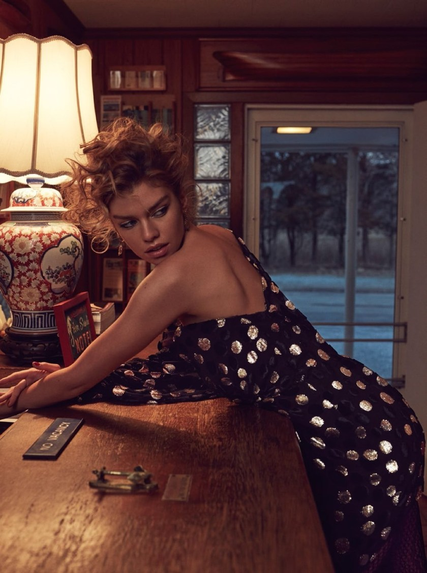 VOGUE TURKEY Stella Maxwell by Miguel Reveriego. Konca Aykan, March 2017, www.imageamplified.com, Image Amplified6