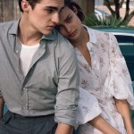 WSJ MAGAZINE: Birgit Kos & Elliot Vulliod by Dan Martinen