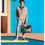 CAMPAIGN: Miles McMillan for Fendi Spring 2017 by Mel Bles