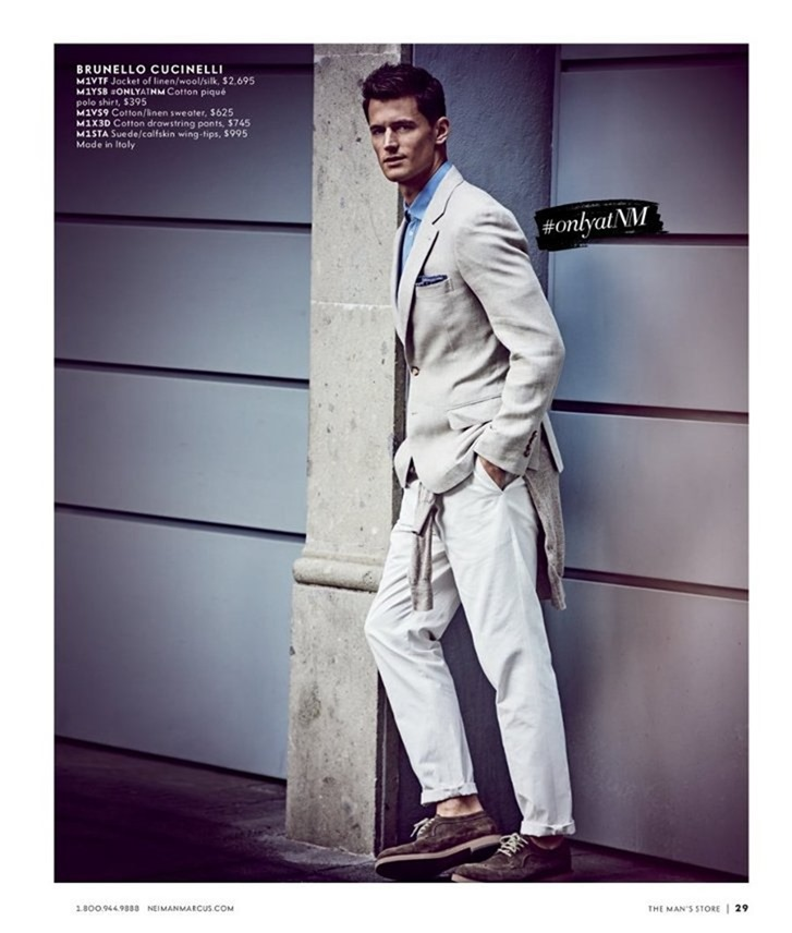 CATALOGUE Garrett Neff for Neiman Marcus Spring 2017. www.imageamplified.com, Image Amplified2
