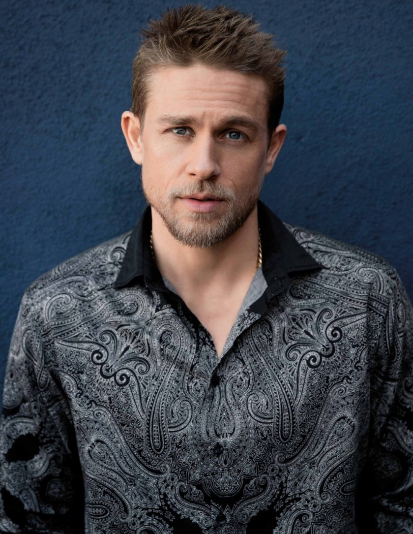 DAMAN MAGAZINE Charlie Hunnam by Mitchell Nguyen McCormack. Lauren Larocca, May 2017, www.imageamplified.com, Image Amplified3