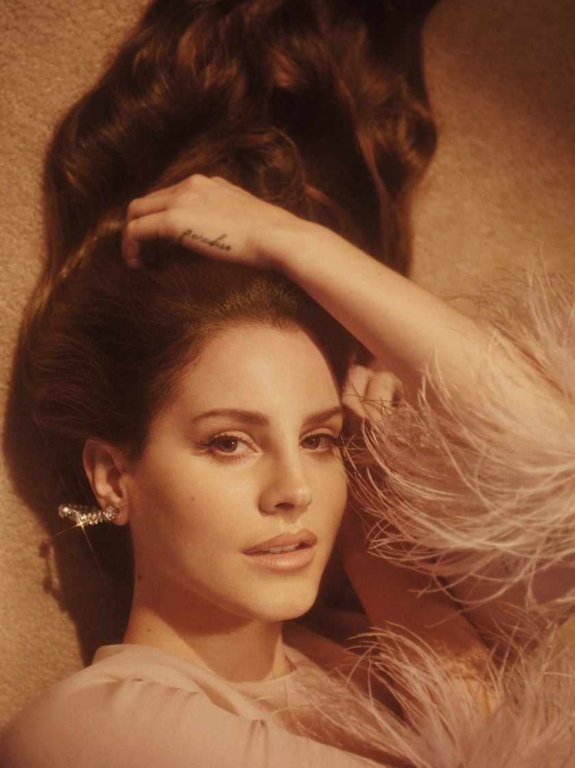 DAZED MAGAZINE Lana Del Rey by Charlotte Wales. Robbie Spencer, Summer 2017, www.imageamplified.com, image Amplified7