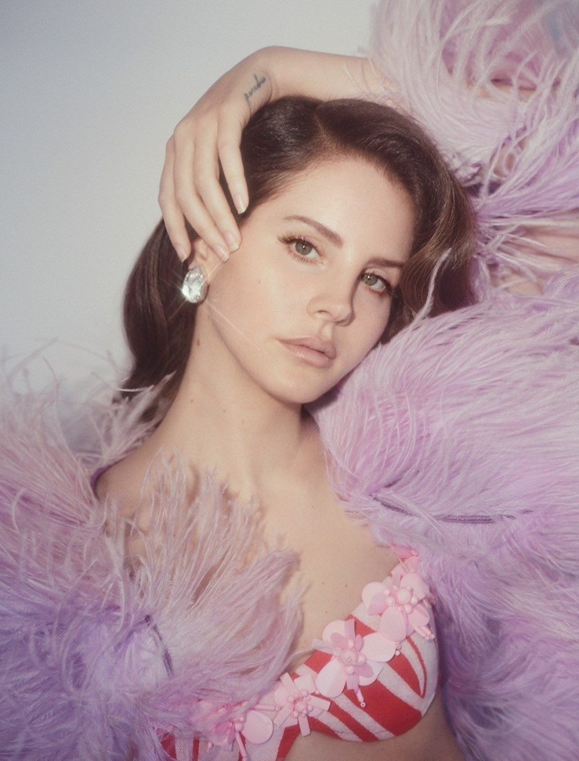 DAZED MAGAZINE Lana Del Rey by Charlotte Wales. Robbie Spencer, Summer 2017, www.imageamplified.com, image Amplified3