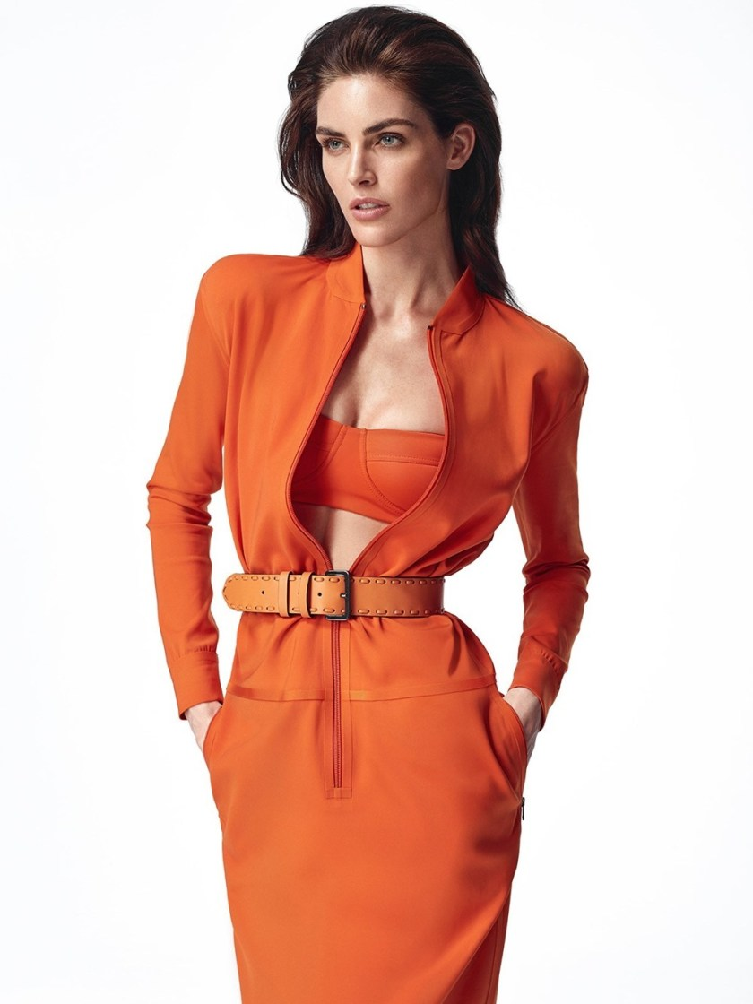 DRESS TO KILL MAGAZINE Hilary Rhoda by Greg Swales. Fritz, Spring 2017, www.imageamplified.com, Image Amplified4