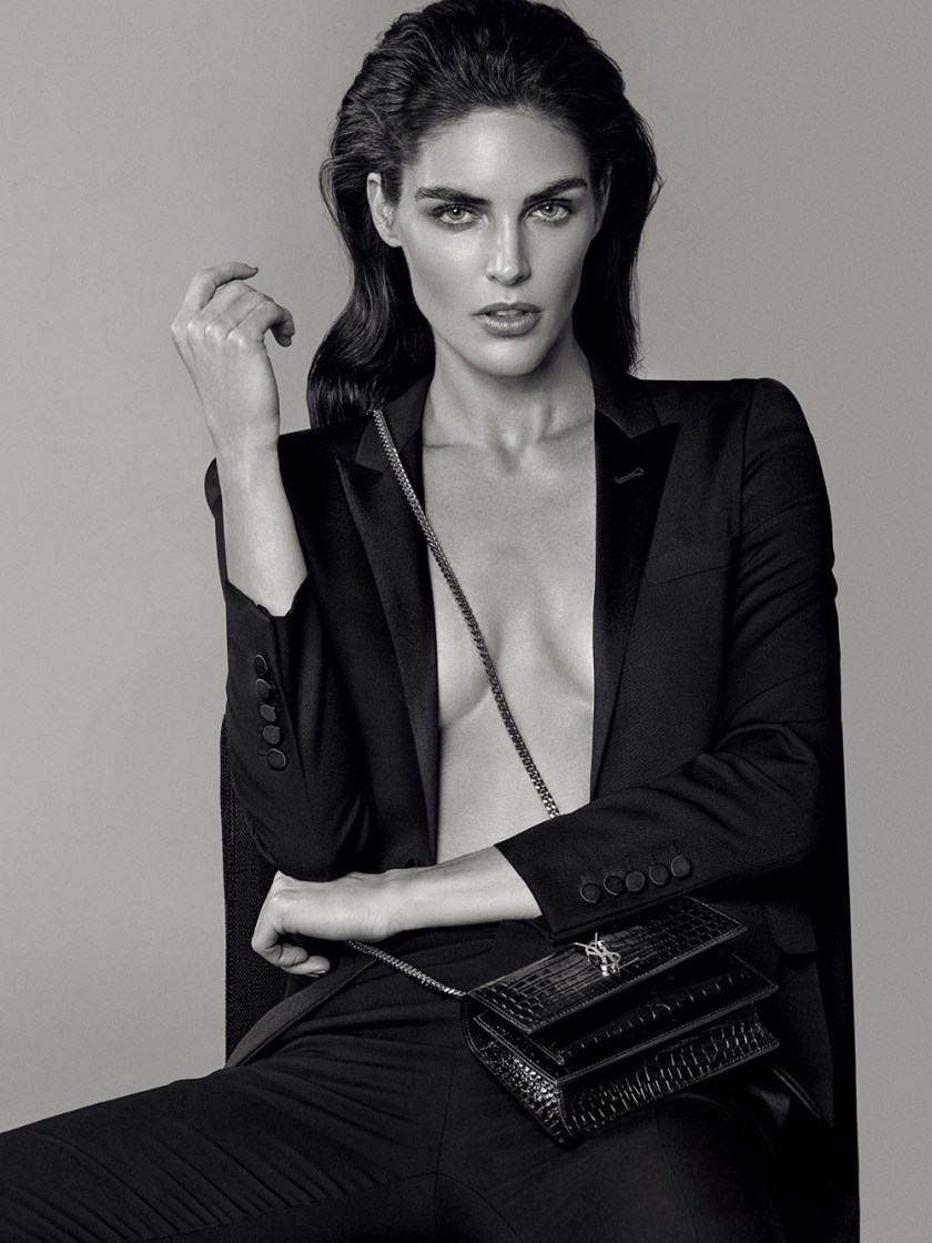 DRESS TO KILL MAGAZINE Hilary Rhoda by Greg Swales. Fritz, Spring 2017, www.imageamplified.com, Image Amplified8