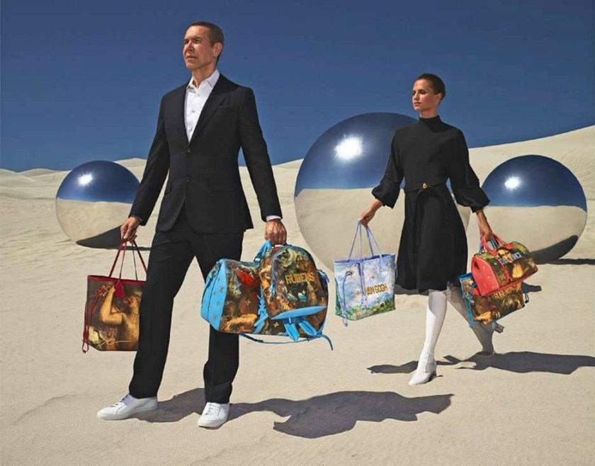 ELLE FRANCE Alicia Vikander & Jeff Koons for Louis Vuitton x Jeff Koons by Mert & Marcus. Rae Boxer, Angelo DeSanto, April 2017, www.imageamplified.com, Image Amplified3