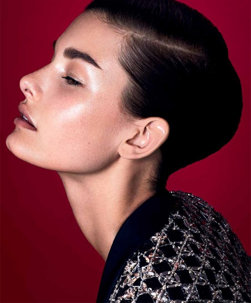 HARPER'S BAZAAR SERBIA Ophelie Guillermand by Andrew Yee. Marko Mrkaja, April 2017, www.imageamplified.com, Image Amplified4