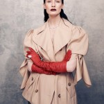 HARPER'S BAZAAR TAIWAN: Erin O'Connor by Matt Holyoak
