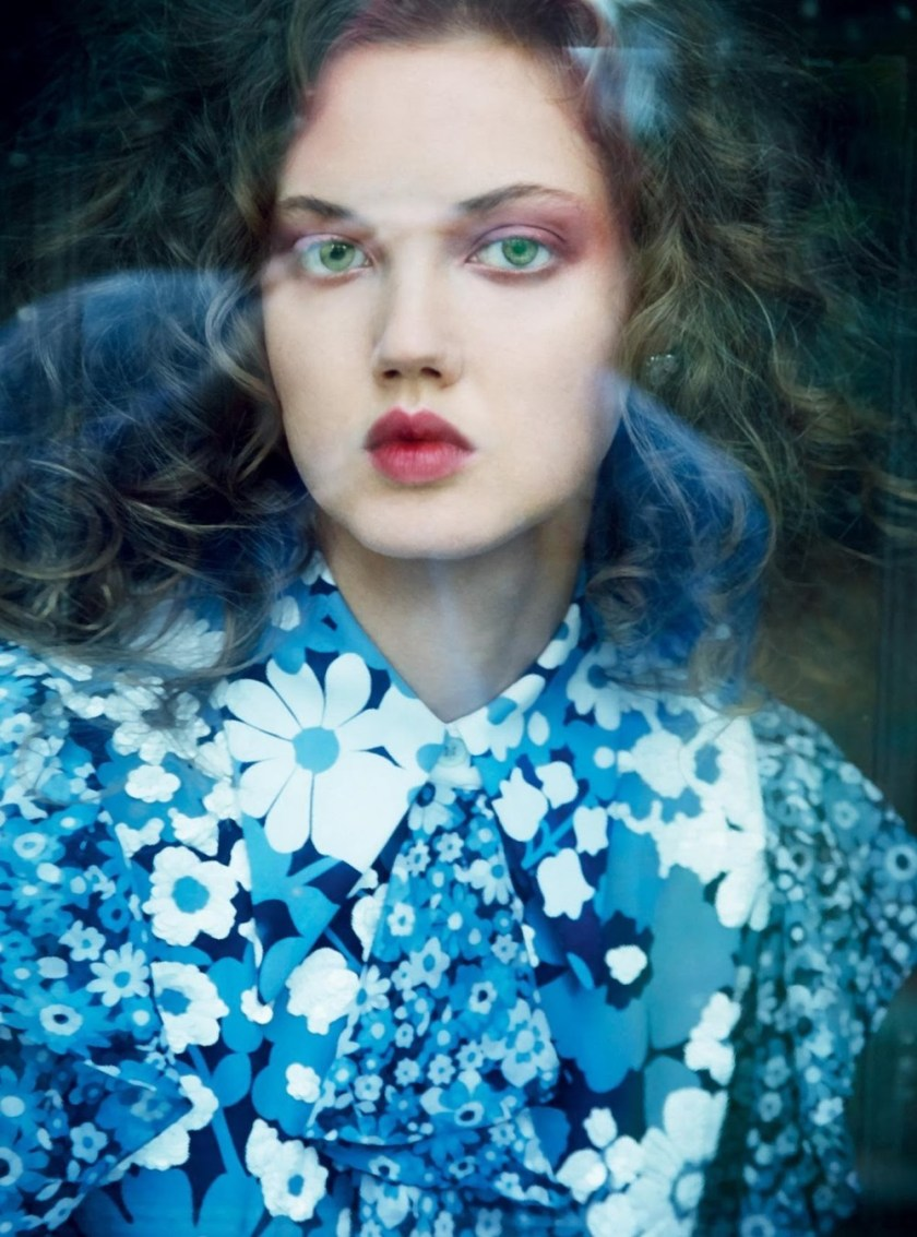 HARPER'S BAZAAR UK Lindsey Wixson by Erik Madigan Heck. Leith Clark, May 2017, www.imageamplified.com, Image Amplified10