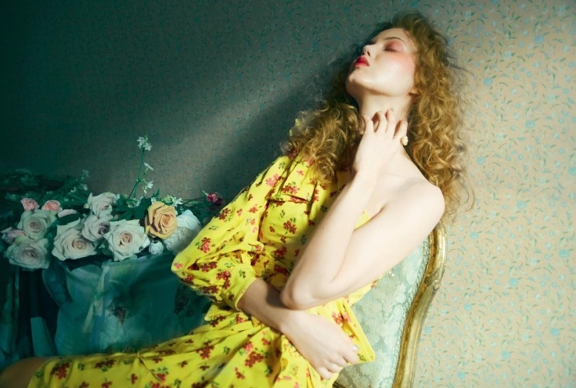 HARPER'S BAZAAR UK Lindsey Wixson by Erik Madigan Heck. Leith Clark, May 2017, www.imageamplified.com, Image Amplified6