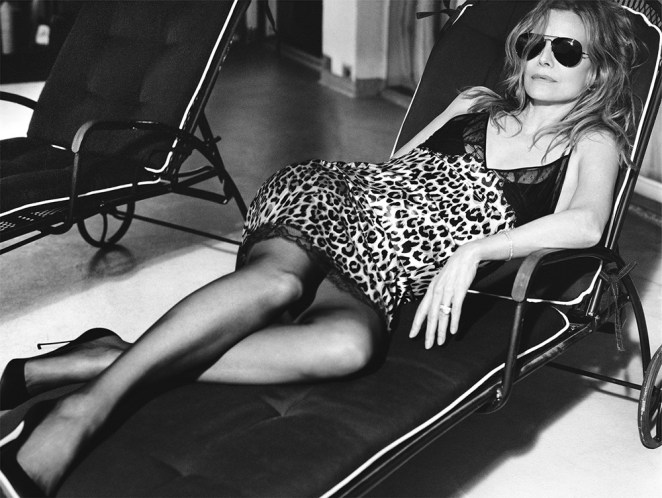 Interview Magazine Michelle Pfeiffer By Mikael Jansson Image Images, Photos, Reviews