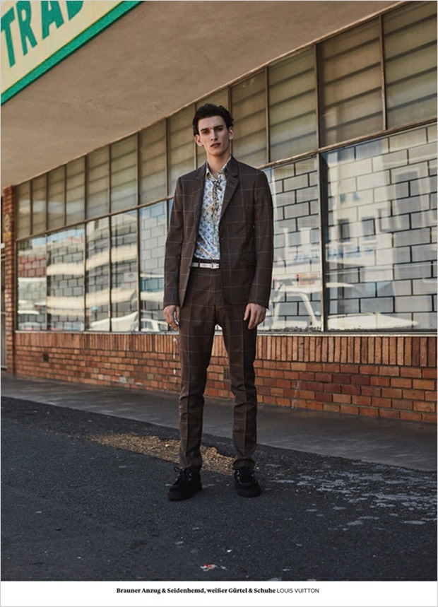 L'OFFICIEL HOMMES GERMANY Thibaud Charon by Jana Gerberding. Isabelle Thiry, Spring 2017, www.imageamplified.com, Image Amplified11