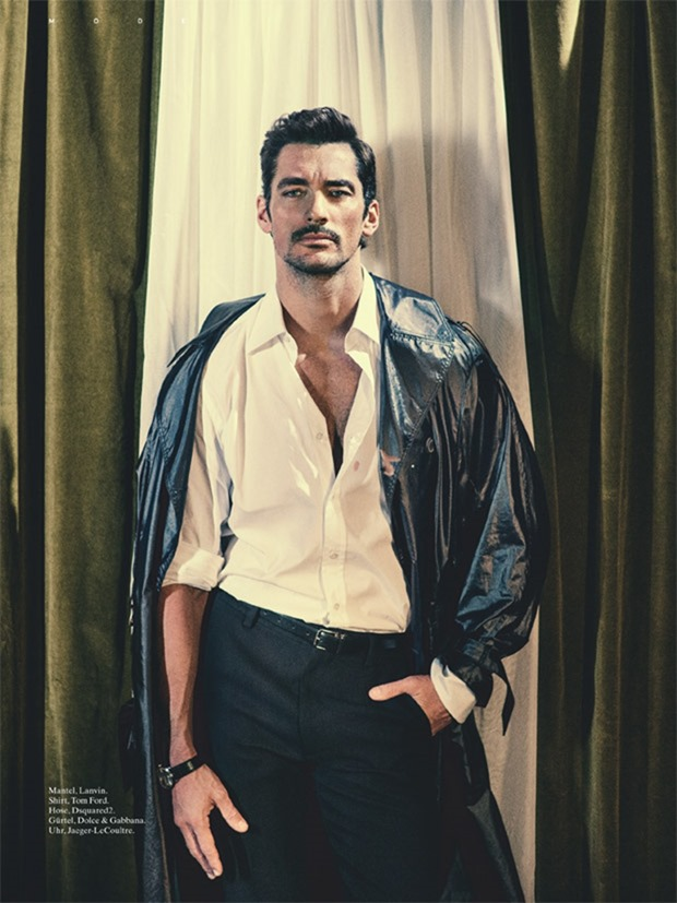 L'OFFICIEL HOMMES SWITZERLAND David Gandy by Olivier Yoan. Christopher Maul, Spring 2017, www.imageamplified.com, Image Amplified6
