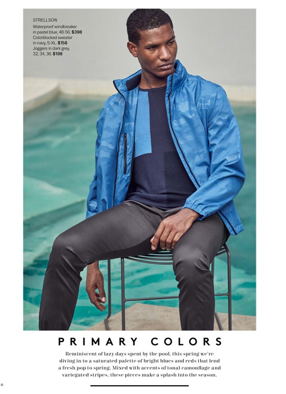 MEN'S STYLE GUIDE Men's Style by Bruno Staub. Christopher Campbell, Spring 2017, www.imageamplified.com, Image Amplified11