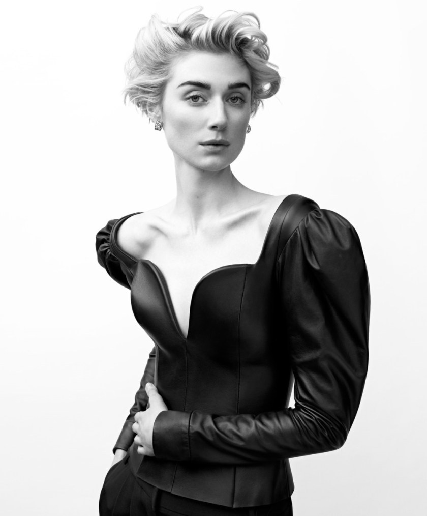 PORTER MAGAZINE Elizabeth Debicki by Bjorn Ioos. Morgan Pilcher, Summer 2017, www.imageamplified.com, image Amplified5