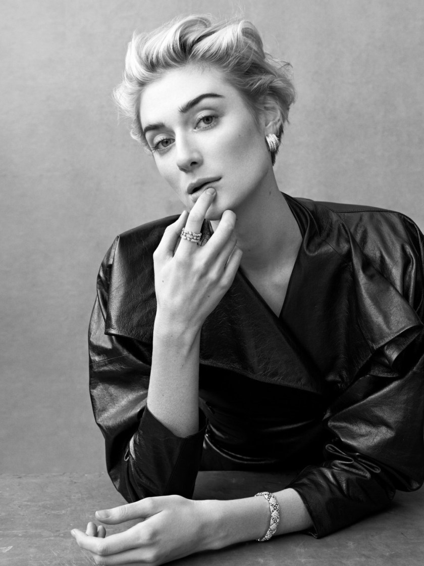 PORTER MAGAZINE Elizabeth Debicki by Bjorn Ioos. Morgan Pilcher, Summer 2017, www.imageamplified.com, image Amplified8