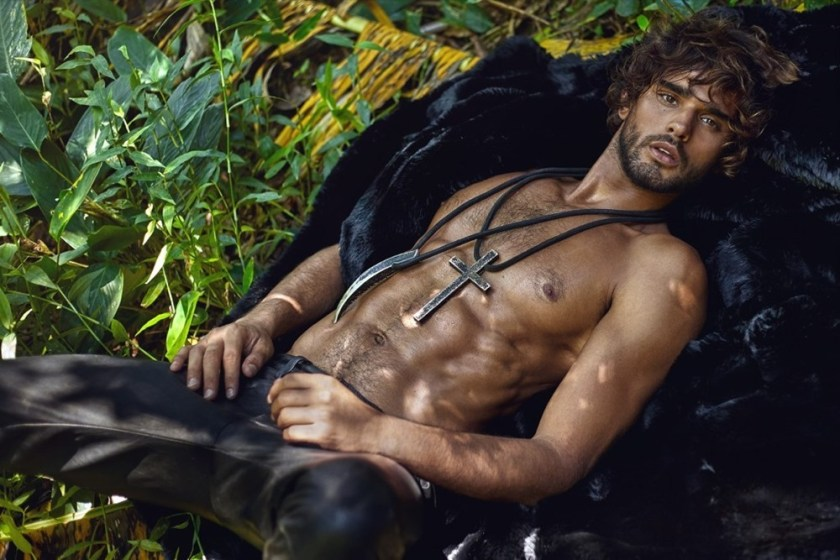 RISBEL MAGAZINE Marlon Teixeira by Greg Swales. Newheart Chanian, Spring 2017, www.imageamplified.com, Image Amplified22