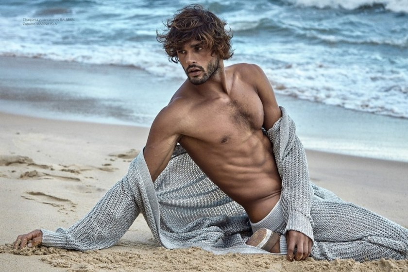 RISBEL MAGAZINE Marlon Teixeira by Greg Swales. Newheart Chanian, Spring 2017, www.imageamplified.com, Image Amplified25