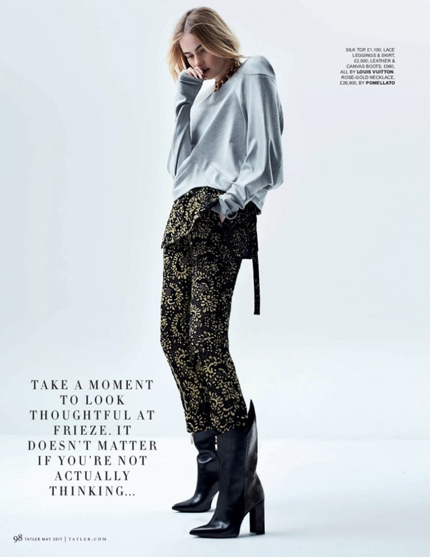 TATLER UK Elinor Weedon by Kate Davis-Macleod. Sophie Goodwin, May 2017, www.imageamplified.com, Image Amplified5