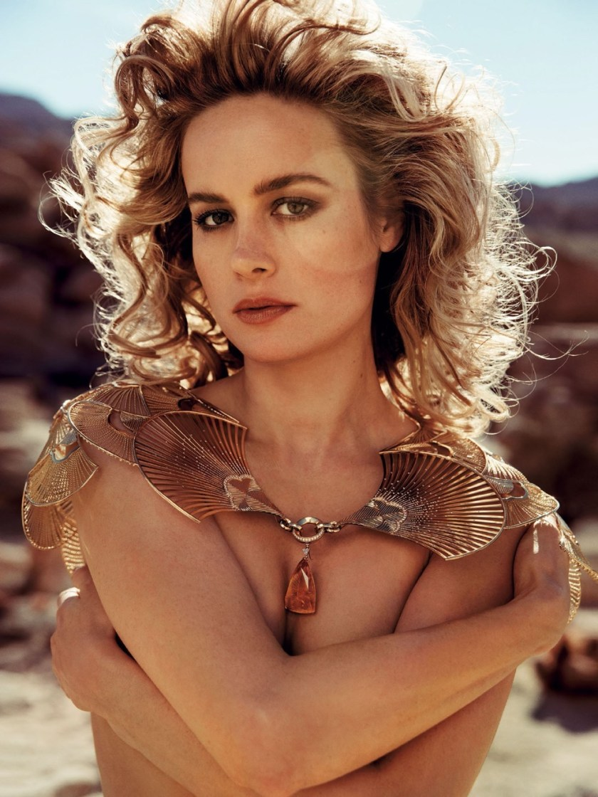 VANITY FAIR MAGAZINE Brie Larson by Inez & Vinoodh. Jessica Diehl, May 2017, www.imageamplified.com, Image Amplified4