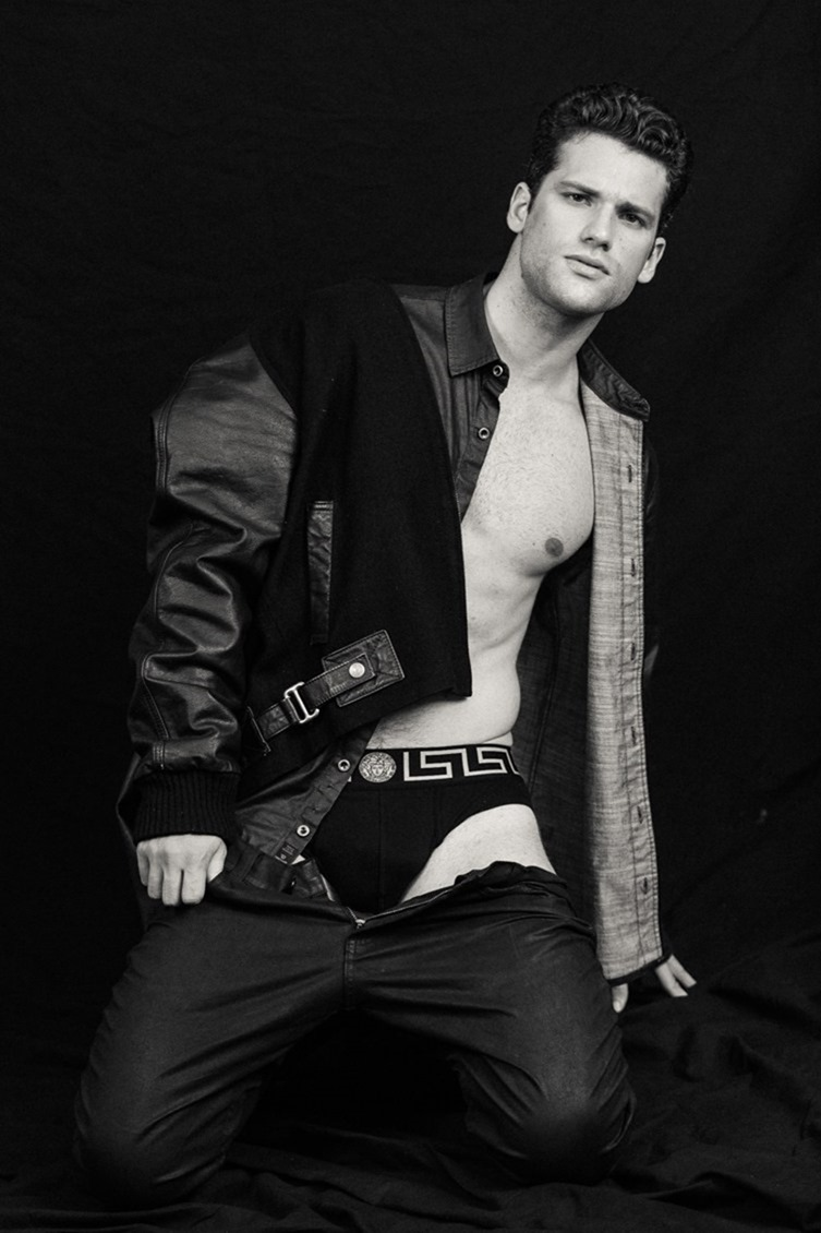 VICTOR MAGAZINE Arthur Sales by Jeff Segenreich. Spring 2017, www.imageamplified.com, Image Amplified8