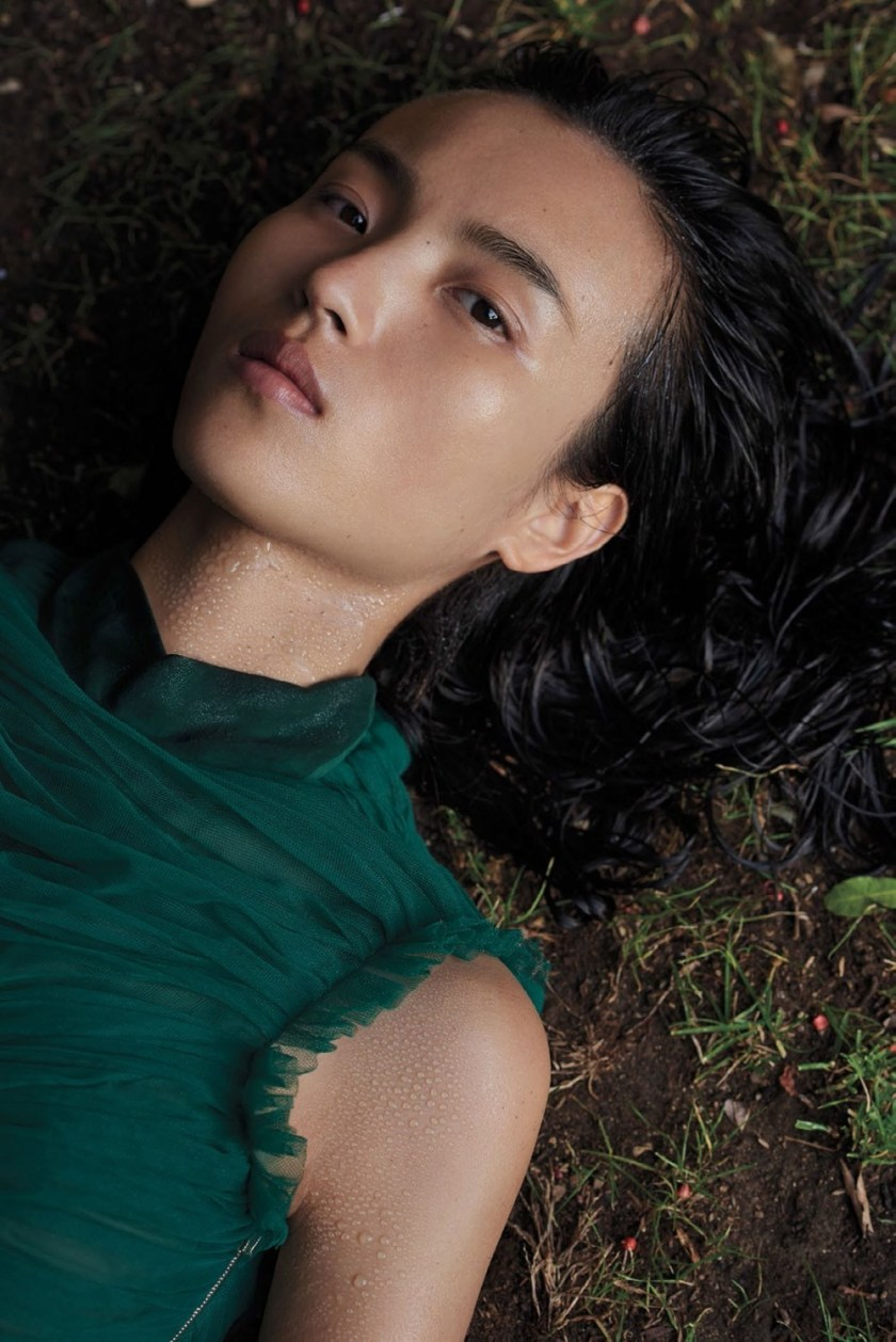 VOGUE CHINA Luping Wang by Liz Collins.  Konca Aykan, May 2017, www.imageamplified.com, Image Amplified3