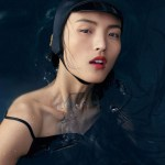 VOGUE CHINA: Luping Wang by Liz Collins