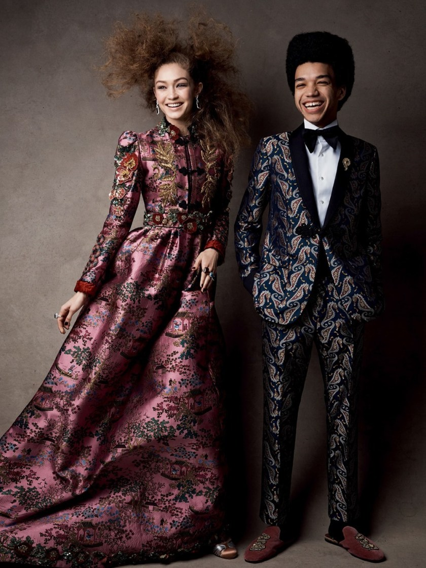 VOGUE MAGAZINE Craft Culture by Patrick Demarchelier. Tabitha Simmons, April 2017, www.imageamplified.com, Image Amplified8