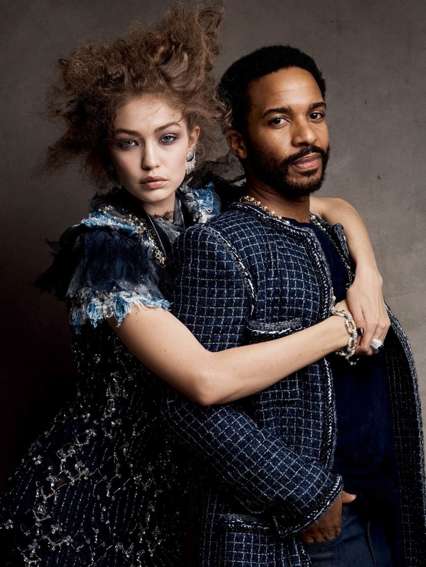 VOGUE MAGAZINE Craft Culture by Patrick Demarchelier. Tabitha Simmons, April 2017, www.imageamplified.com, Image Amplified3
