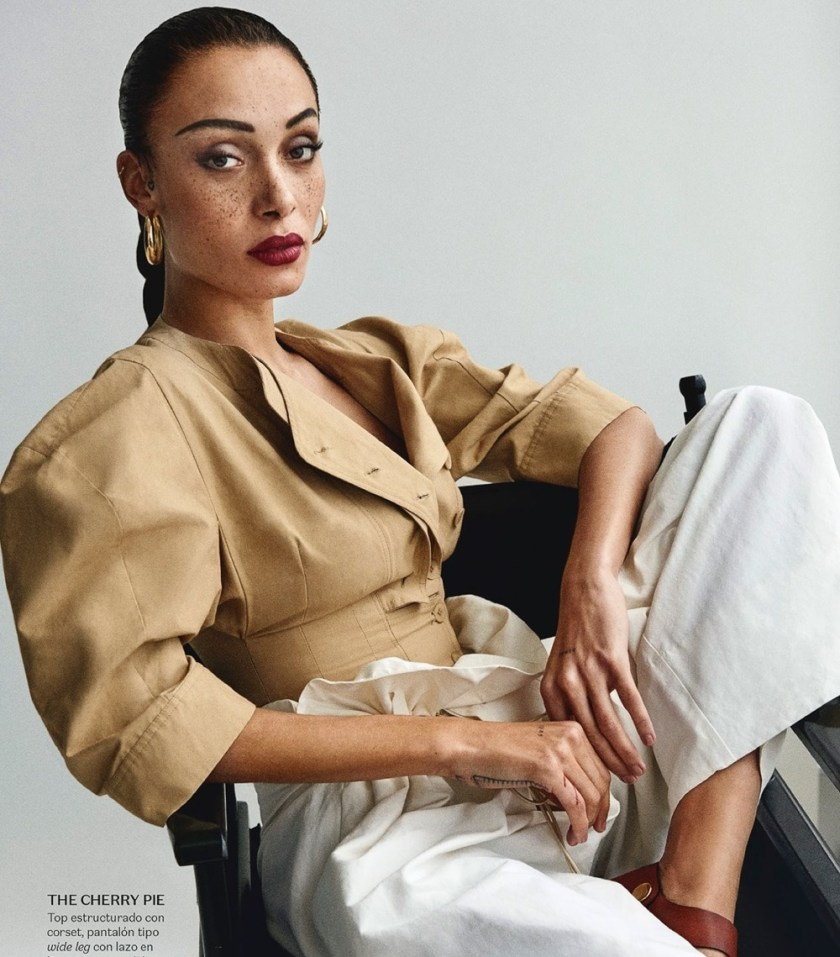 VOGUE MEXICO Adwoa Aboah by Giampaolo Sgura. Patrick Mackie, April 2017, www.imageamplified.com, Image Amplified2