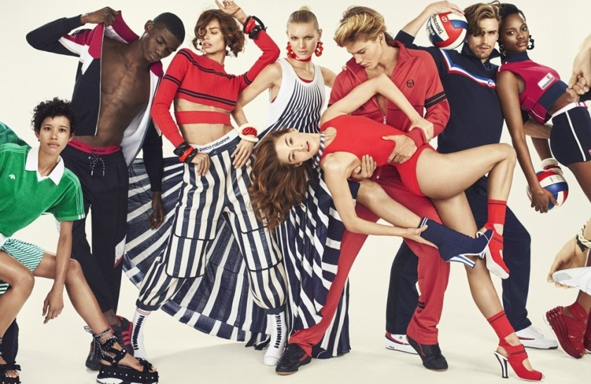W MAGAZINE Let's Get Physical by Emma Summerton. Giovanna Battaglia, April 2017, www.imageamplified.comm, Image Amplified6