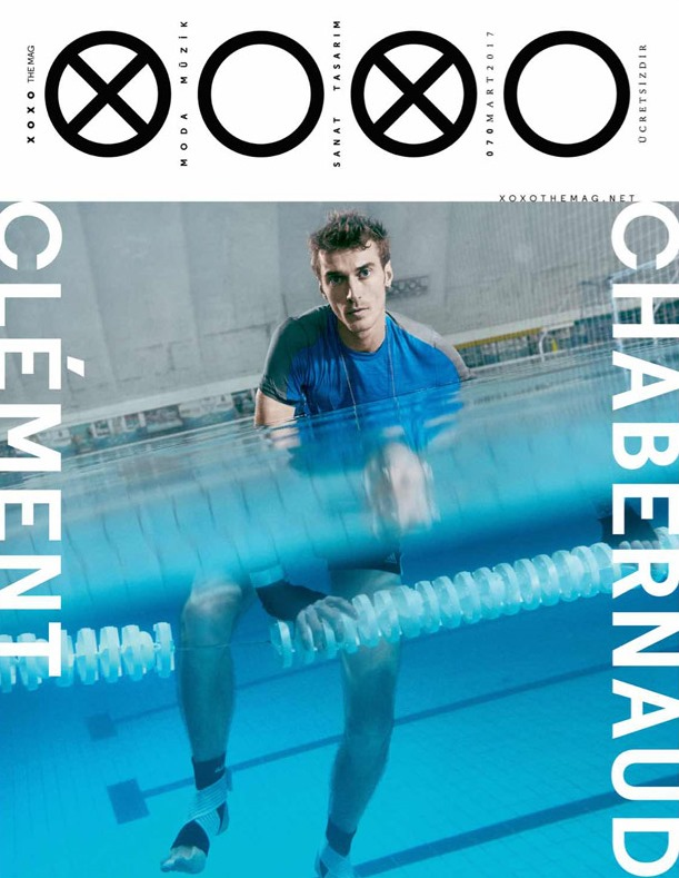XOXO MAGAZINE Clement Chabernaud by Koray Birand. Deniz Irem Cek, March 2017, www.imageamplified.com, Image Amplified1