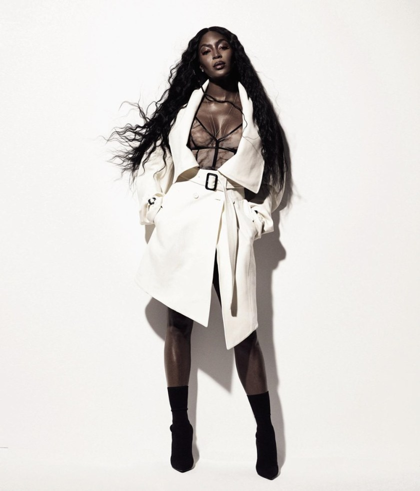 ES MAGAZINE Naomi Campbell by Thierry Le Goues. Jenny Kennedy, May 2017, www.imageamplified.com, Image Amplified5