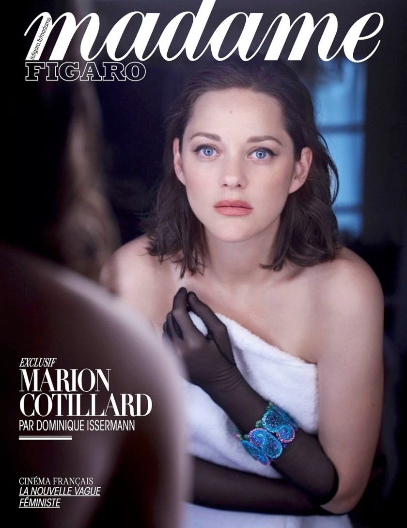 MADAME FIGARO Marion Cotillard by Domnique Issermann. Julie Gillet, May 2017, www.imageamplified.com, Image Amplified6