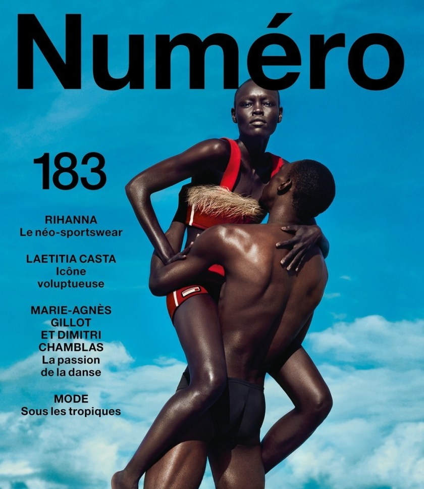 NUMERO MAGAZINE Grace Bol by Txema Yeste. Bernat Buscato, May 2017, www.imageamplified.com, Image Amplified9