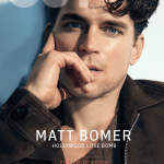 OUT MAGAZINE: Matt Bomer by Doug Inglish