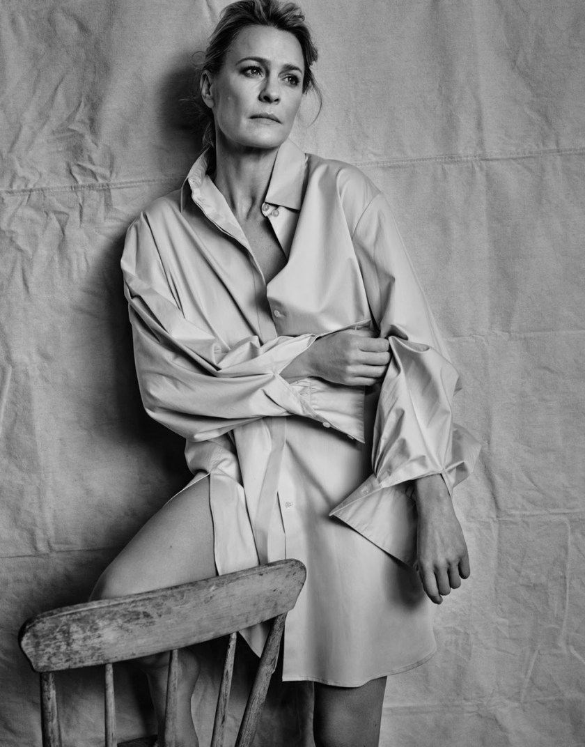THE EDIT Robin Wright by Victor Demarchelier. Tracy Taylor, May 2017, www.imageamplified.com, Image Amplified5