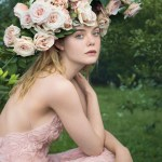 VOGUE MAGAZINE: Elle Fanning by Annie Leibovitz