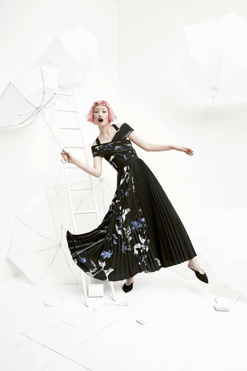BERGDORF GOODMAN Fernanda Ly by Coliena Rentmeester. Anne Christensen, Fall 2017, www.imageamplified.com, Image Amplified14