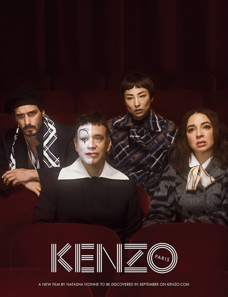 CAMPAIGN KENZO Fall 2017 by Casper Sjersen. www.imageamplified.com, Image Amplified1
