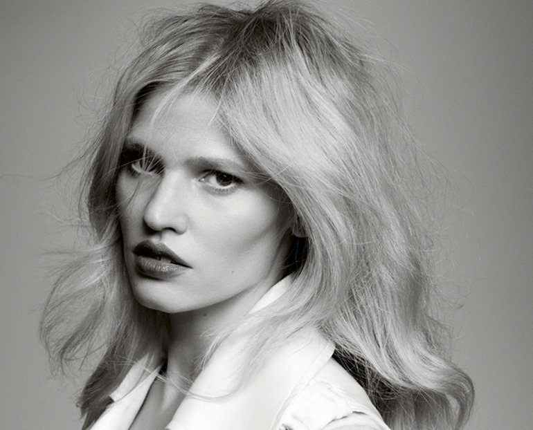 INTERMISSION MAGAZINE Lara Stone by John Scarisbrick. Gaelle Bon, Summer 2017, www.imageamplified.com, Image Amplified2