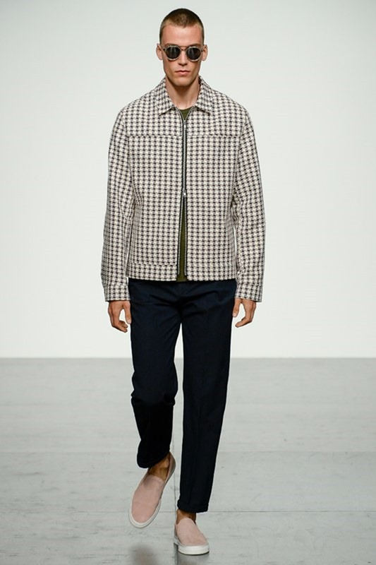 LONDON FASHION WEEK MEN Oliver Spencer Spring 2018. www.imageamplified.com, Image Amplified4