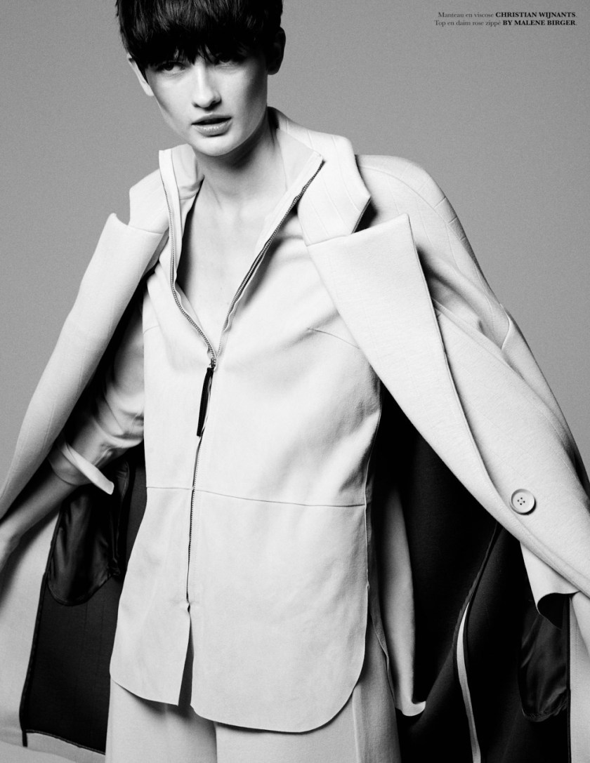 MARIE CLAIRE BELGIUM Lara Mullen by Hicham Riad. Christine Van Laer, May 2017, www.imageamplified.com, Image Amplified3