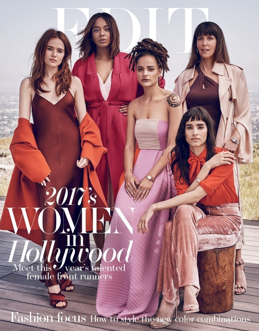 THE EDIT 2017's Hollywood Heroines by Steven Pan. Alison Edmond, May 2017, www.imageamplified.com, Image Amplified1