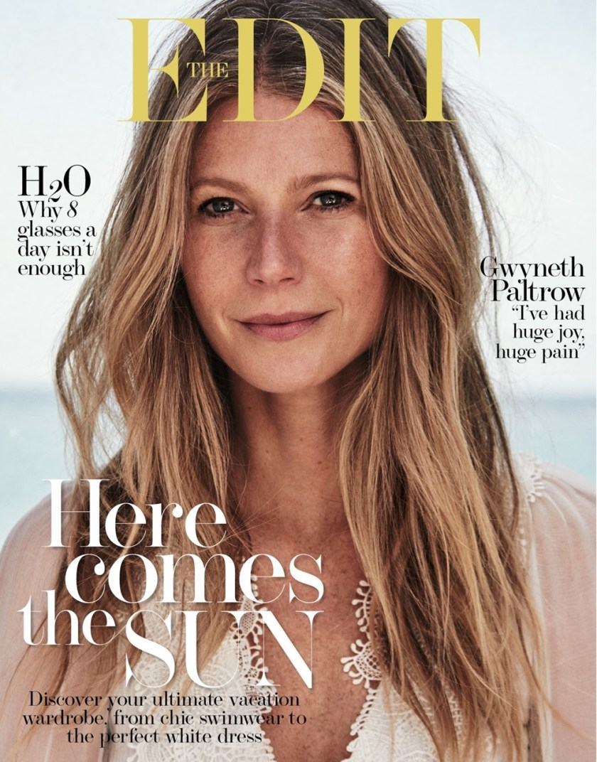 THE EDIT Gwyneth Paltrow by Chris Colls. Tracy Taylor, June 2017, www.imageamplified.com, Image Amplified1